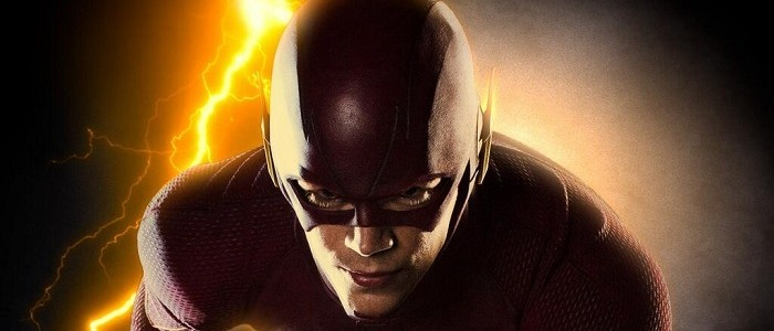 Full Look At The Flash Costume!