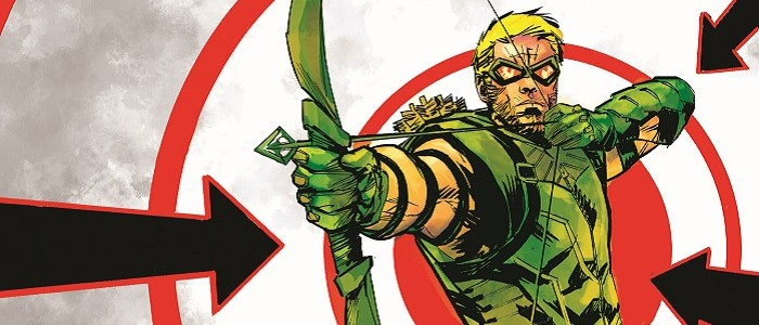 Arrow Writers To Take Over The Green Arrow Comic