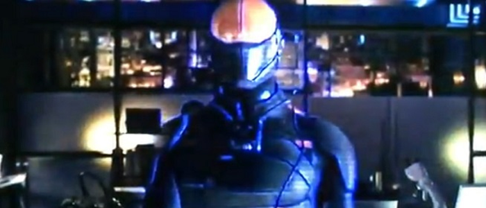 First Look at A.T.O.M. Suit is Fake!