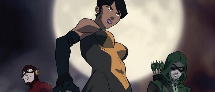 A Vixen Animated Series Set In The Arrow Universe Has Been Announced