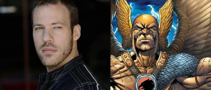 "Falk Hentschel Cast As Hawkman In ""DC's Legends of Tomorrow"""