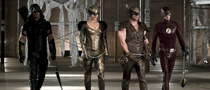 Promo Images For The Second Arrow/Flash Crossover