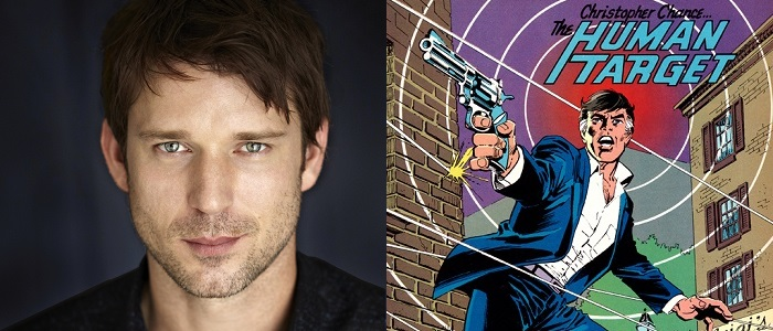 Actor Wil Traval Casts As DC Character The Human Target