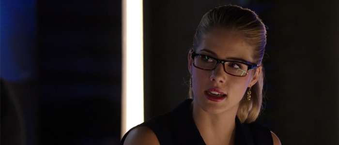Top 5 Reasons Felicity Should Become Black Canary