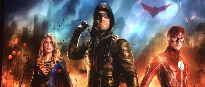 Batwoman & Gotham City Coming To The Next DCTV Crossover, Arrow Moves To Monday Nights