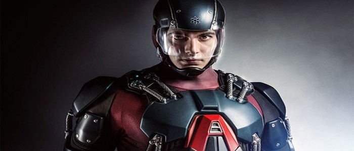 First Look At Brandon Routh In The Atom Suit!