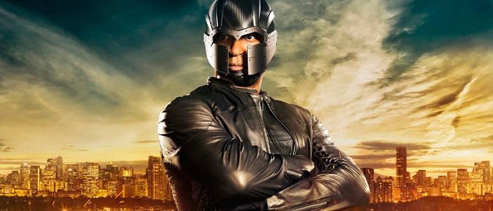First Look At Diggle's Costume For Season 4!