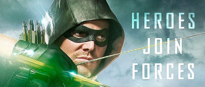 Poster Revealed For This Season's Arrow/Flash Crossover