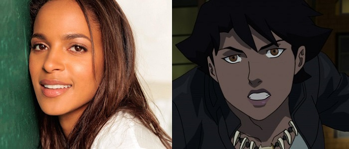 Actress Megalyn Echikunwoke To Play Vixen On Arrow!