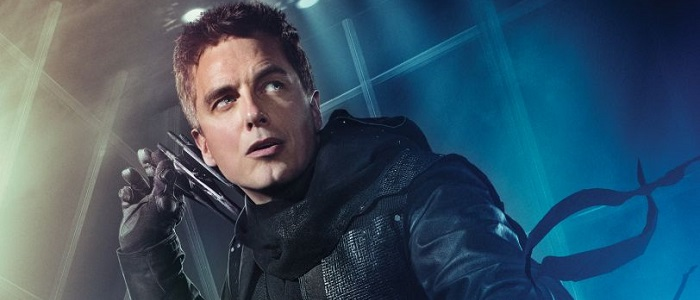 "Malcolm Merlyn Gets His Own Digital Comic Series In ""Arrow: The Dark Archer"""