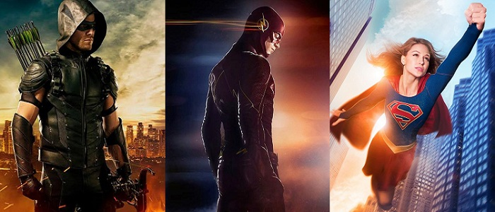 Big Superhero Crossover Event Coming To The CW Next Season!