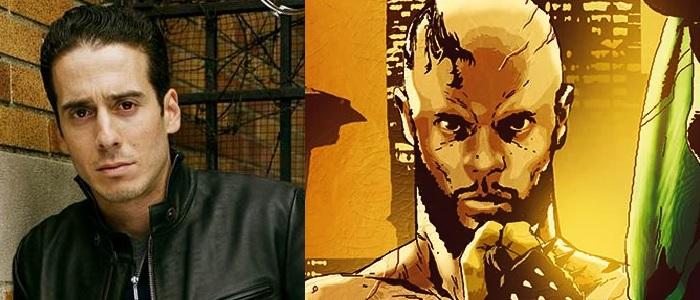 Arrow Casts Kirk Acevedo As Ricardo Diaz