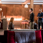 """Promo Images For Season 6 Episode 10 """" Divided"""""""