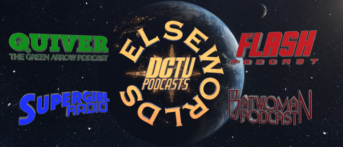 LIVE Podcast Crossover On December 12 For 3-Show Arrowverse Crossover