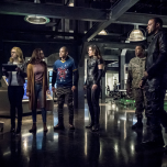 "Promo Images For Season 7 Episode 19 ""Spartan"""