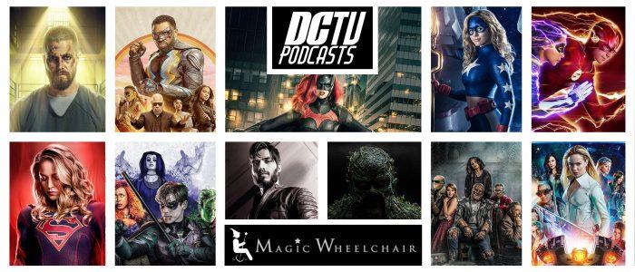 Quiver Special 14 – DCTV Podcasts Marathon 2019