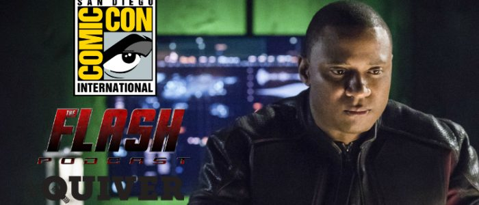 SDCC 2019 – Arrow Interview: David Ramsey On Green Lantern Hopes & Crisis on Infinite Earths In Final Season