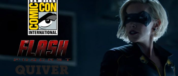SDCC 2019 – Arrow Interview: Katie Cassidy-Rogers On Crisis On Infinite Earths & Directing In Final Season